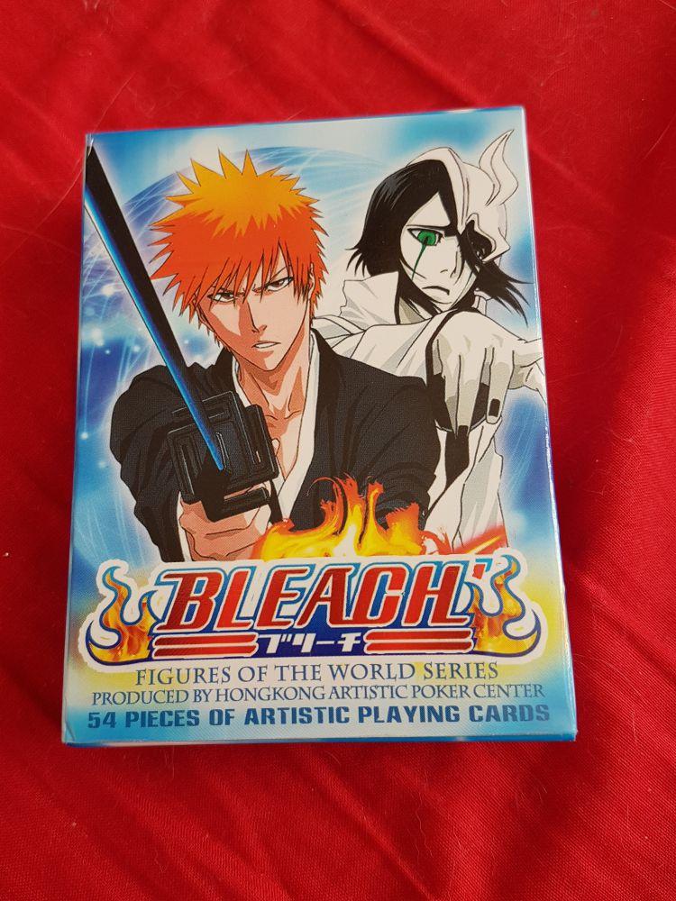 Boeken, strips, tijdschriften Afgeleide producten Jeux de carte Bleach