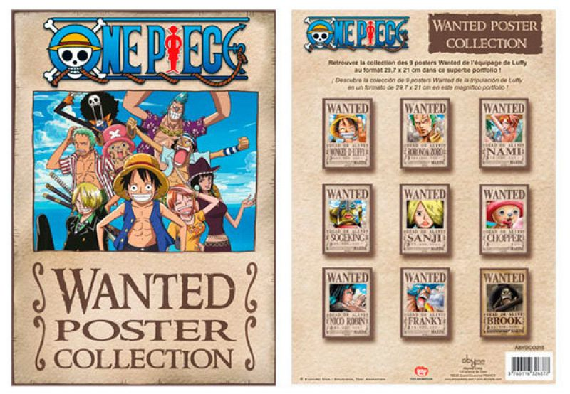 Wanted equipage monkey d luffy sur manga occasion - One piece wanted 2 ans plus tard ...