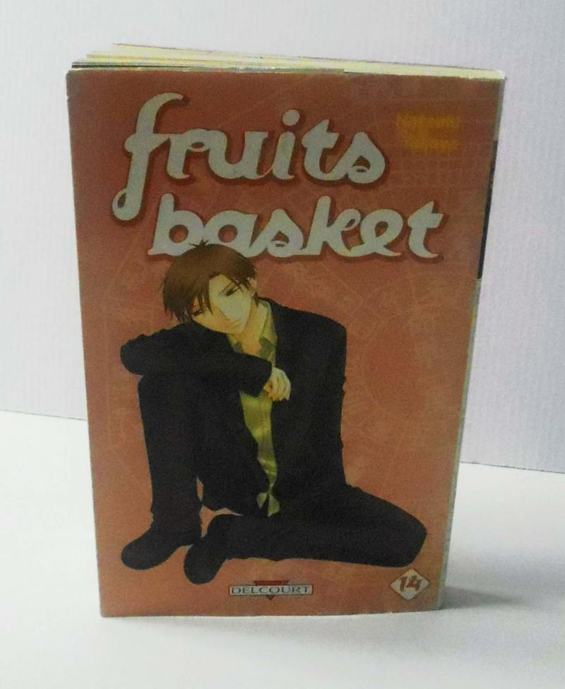 Fruits Baskets Tome 14 Sur Manga Occasion