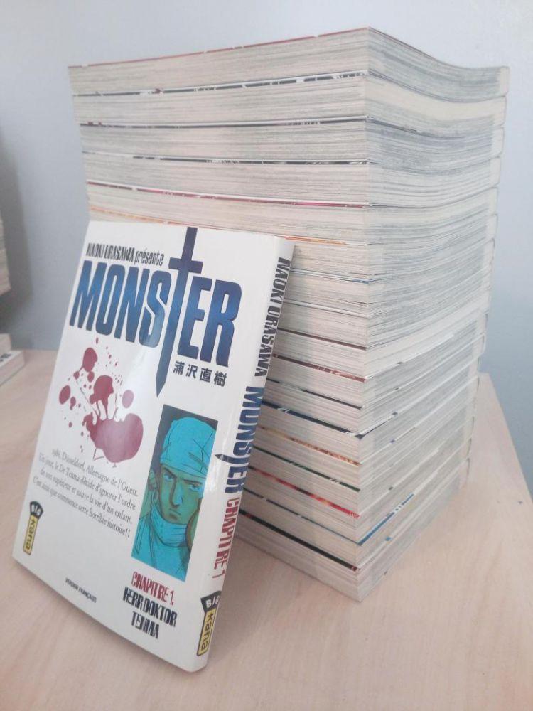 Monstre datant manga