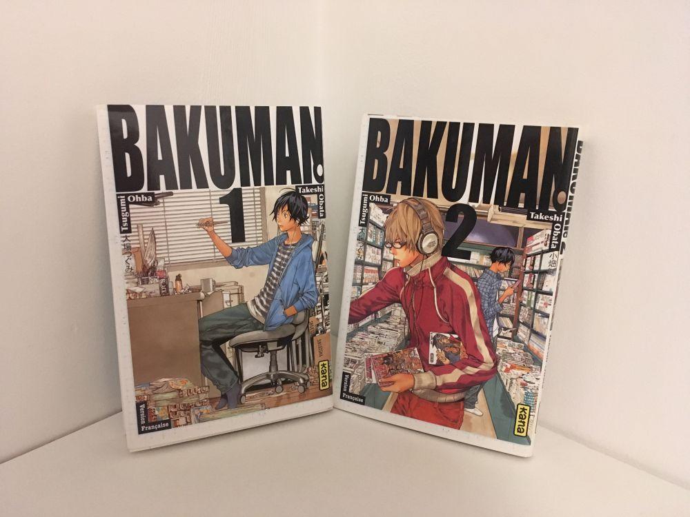Bakuman Tome 1 Dowload Anime Wallpaper Hd