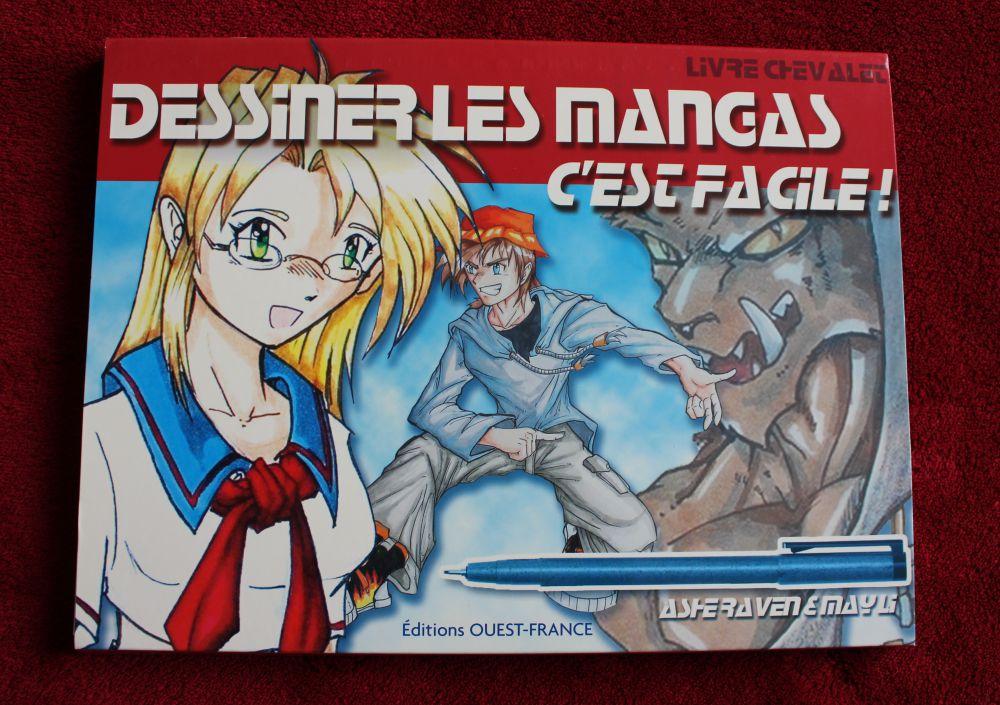 Dessiner Les Mangas Cest Facile Sur Manga Occasion