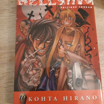 Hellsing tome 10