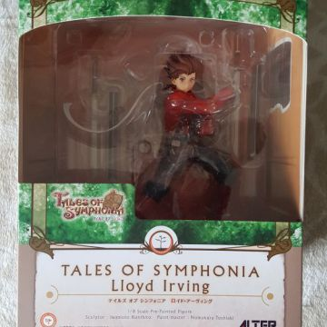 Tales of Symphonia - Figurine - Llyod Irving - Altair Alter