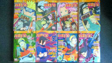 Intégrale Naruto Collector Grand Format