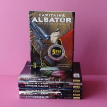 Capitaine Albator Dimension Voyage - T 1 à 7