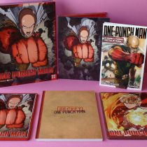 One-Punch Man - Coffret intégral collector Blu-Ray