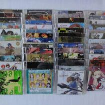 Lot de +60 CD OST Collectors et Not For Sale JV Japonais