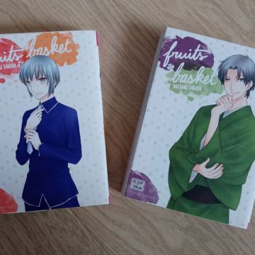 Fruits Basket Deluxe Edition T.2 et 3