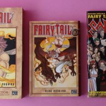 Fairy Tail - coffret collector du Tome 19 - Très rare