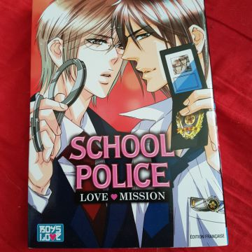 One-shot School Police