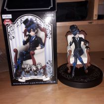 Figurine black bluter - Book of the Atlantic - Ciel phantomhive