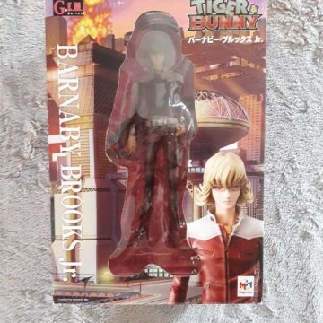 Figurine MegaHouse Barnaby Tiger and Bunny
