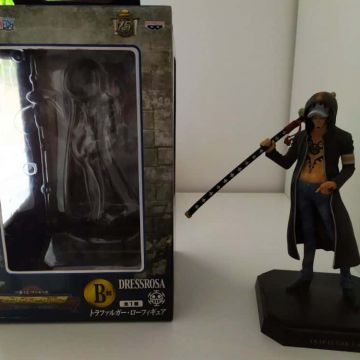 One Piece - Figurine Trafalgar Law Ichiban Kuji Lot B Dressrosa