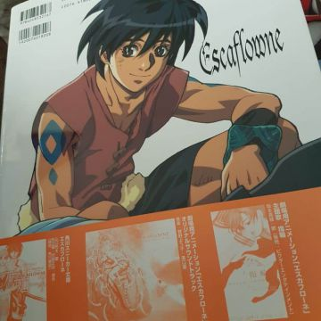 Art Book Escaflowne