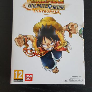 One piece Unlimited cruise intégrale