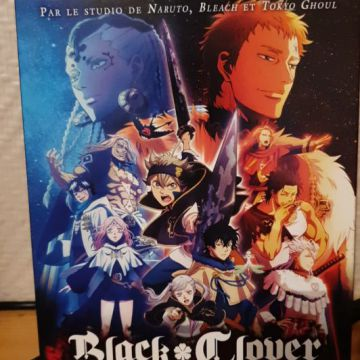 Black Clover Collector Blue ray