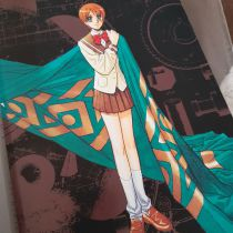 Escaflowne fanbook the man in high castle