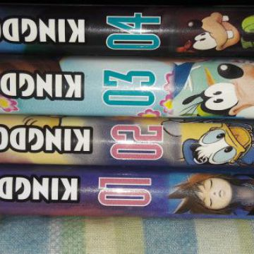 Kingdom Hearts intégrale (4 tomes)