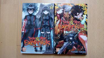 Twin Star Exorcists 1 à 2