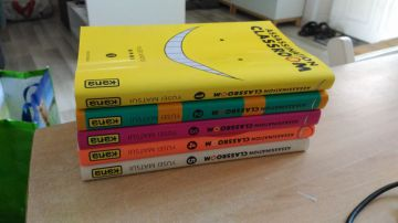Assassination Classroom - Volumes 1 à 5