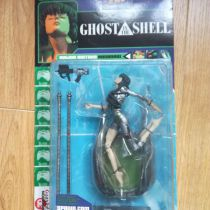 Figurine sous blister GHOST IN THE SHELL - Major Motoko - McFarlane 18 cm
