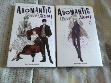 Aromantic (love) story Tomes 1 et 2