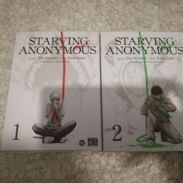 Starving Anonymous Tomes 1 & 2