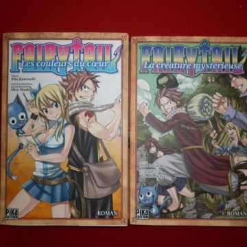 Fairy Tail Sur Manga Occasion
