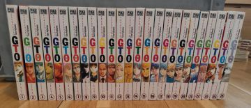 GTO Great Teacher Onizuka collection complète (1 à 25)