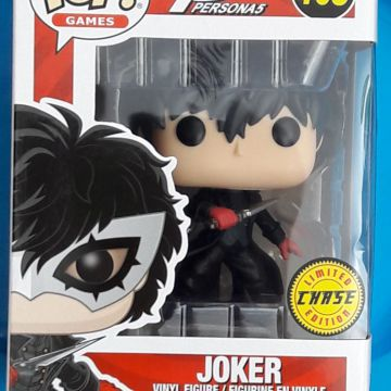 Funko Pop Persona 5 Joker Chase Exclusif