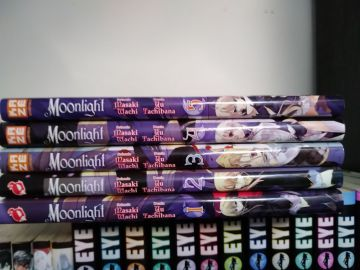 Moonlight intégrale (5 volumes)