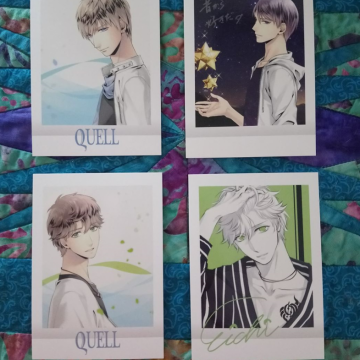 Mini-photos Tsukipro (QUELL/ SolidS)