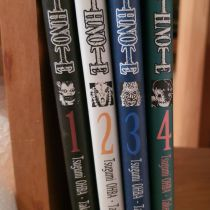 Death note 1 a 4