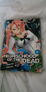High School of the dead Tome 6 [VF]