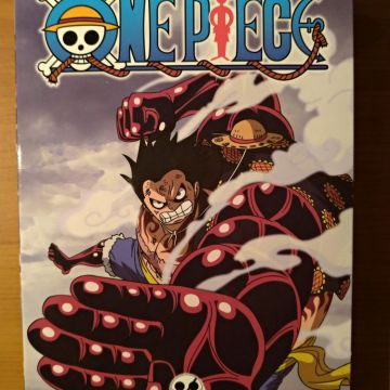 DVD One Piece arc Dressrossa vol.7