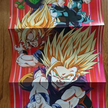 Dragon Ball Jump Anime Comics selection