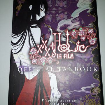 Official fanbook XXX Holic le film