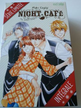 Night café - my sweet knights intégrale (3 tomes)