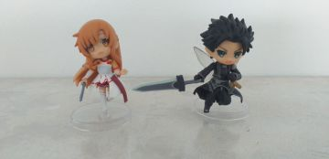 Lot figurines sword art online