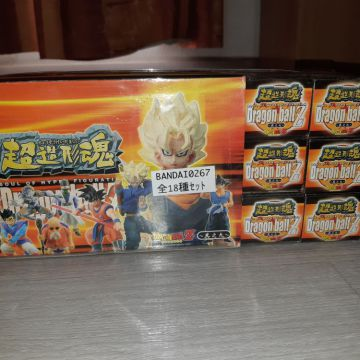 Dragon Ball - Soul of Soldier complet