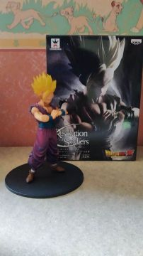 figurine gohan resolution of soldiers