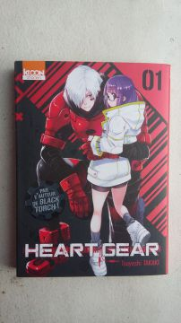Heart gear tome 1