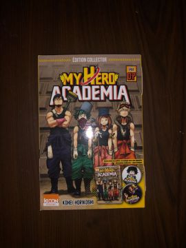 **EDITION COLLECTOR** Tome 7 My Hero Academia