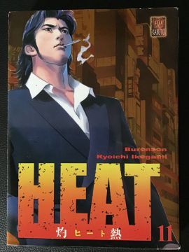 Heat - Tome 11