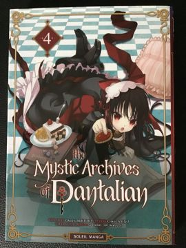 The Mystic Archives Of Dantalian - Tome 4