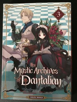 The Mystic Archives Of Dantalian - Tome 3