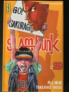 Slam Dunk - Tome 26