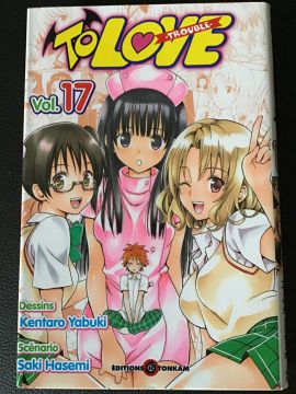 To Love - Tome 17
