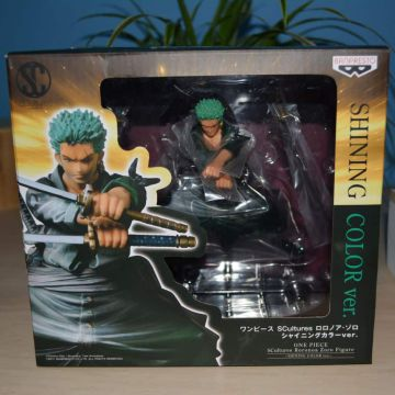 Figurine One Piece - Roronoa Zoro Banpresto